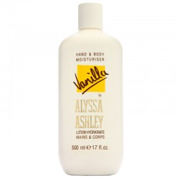 Alyssa Ashley Vanilla Lozione Corpo Idratante 500 ML