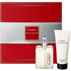 Cofanetto Regalo Cartier - Cartier Déclaration EDT 50 ML + Gel Corpo 100 ML
