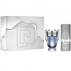 Paco Rabanne Invictus EDT 100 ML + Deodorante Spray 150 ML
