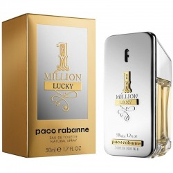 Paco Rabanne One Million Lucky EDT 50 ML