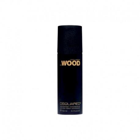 Dsquared Wood He Deodorante Spray 100 ML