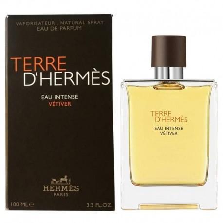 Hermès Terre d'Hermès Eau Intense Vétiver EDP 100 ML