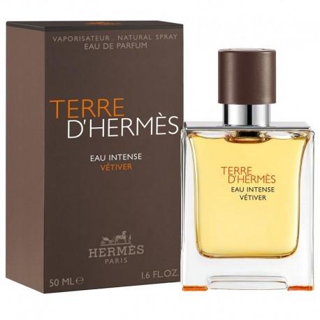 Hermès Terre d'Hermès Eau Intense Vétiver EDP 50 ML