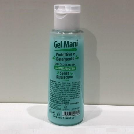 Gel igienizzante mani al bergamotto 100 ML